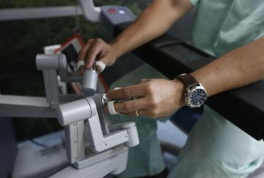 Instituto vai habilitar cirurgiões para procedimentos robóticos | Rafael Martins l Ag. A TARDE