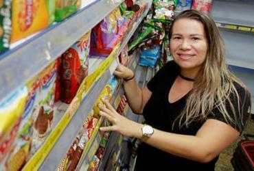 Mercadinhos de bairro driblam concorrência dos 'atacarejos de vizinhança' | Foto: Joá Souza | Ag. A TARDE