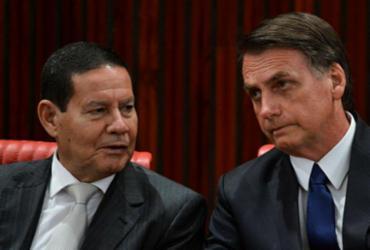 Não há problema se tiver novo vice em 2022, diz Mourão |