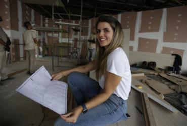 Temporada de reforma já começou para quem quer casa renovada no fim do ano | Joá Souza l Ag. A TARDE