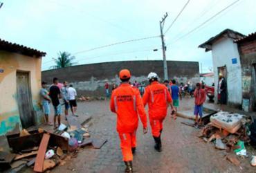 Rompimento de barragem deixa mais de 2 mil pessoas desalojadas | Manu Dias | GOVBA