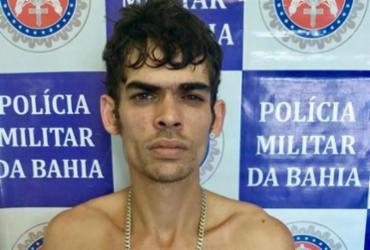 Suspeito é flagrado com drogas, armas e munições no interior da Bahia | Divulgação | SSP