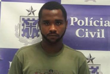 Jovem é preso por roubo e desmanche de carro em Salvador | Divulgação | SSP
