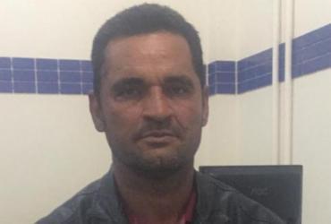 Homem que invadiu escola para matar mulher é preso no interior | Divulgação | Polícia Civil