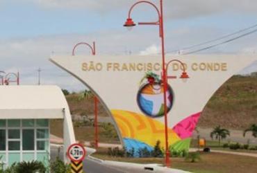 Dupla suspeita de assaltos é presa em São Francisco do Conde | Divulgação