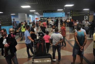 Aeroporto cresce 18,8% em tráfego de passageiros internacionais | Felipe Iruatã | Ag. A TARDE