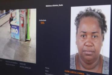 Suspeita é a primeira mulher presa por meio de reconhecimento facial | Alberto Maraux | SSP-BA