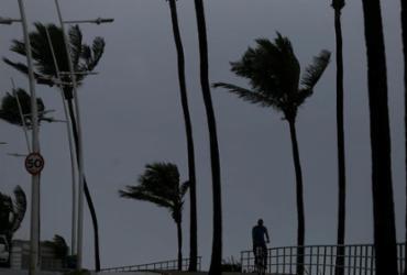 Salvador terá ventos com até 40 km/h até esta sexta-feira | Raul Spinassé | Ag. A TARDE