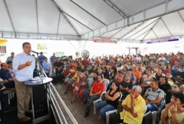 População de Várzea do Poço é beneficiada com entregas de obras