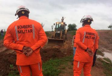 Bombeiros seguem com vistoria em 521 imóveis em Coronel João Sá | Divulgação | SSP
