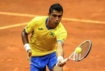 Brasileiros perdem posições nos rankings da ATP e WTA e podem deixar o Top 100 | Evaristo Sa | AFP