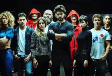 'La Casa de Papel' retorna com orçamento maior e assalto impossível | Divulgação | Netflix