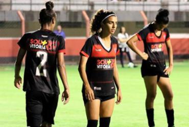 Feminino do Vitória tenta se recuperar no Brasileirão | Kadu Brandão | EC Vitória