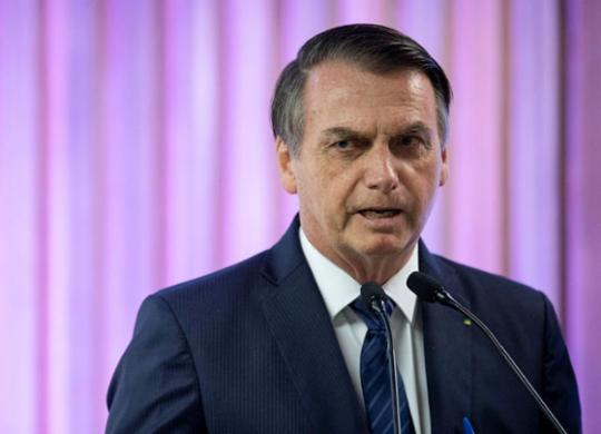 Inauguração de aeroporto expõe tensão de Bolsonaro com políticos do Nordeste | Mauro Pimentel | AFP