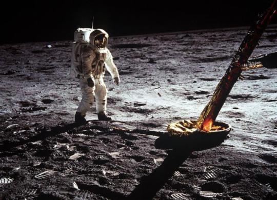 Conquista da Lua completa 50 anos em clima de nova corrida espacial | Divulgação I NASA