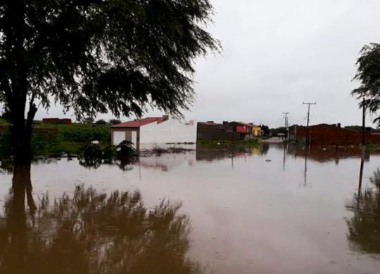 MP investiga causas de rompimento de barragem no interior da Bahia | Divulgação | Corpo de Bombeiros de Paulo Afonso