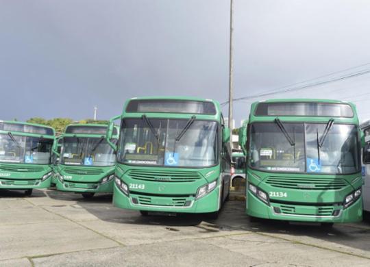 Ônibus com ar-condicionado depende de isenção de imposto para empresas | Shirley Stolze l Ag. A TARDE
