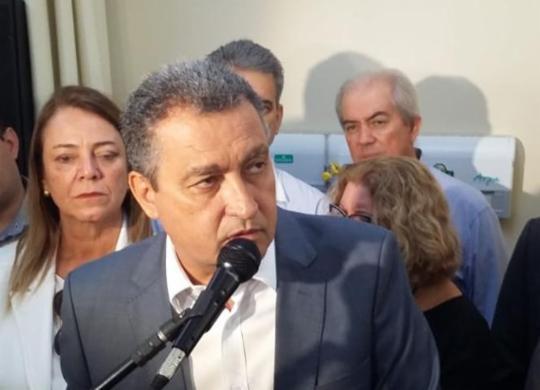 Rui Costa confirma convite a ministro para entrega de aeroporto | Luan Borges I Ag. A TARDE