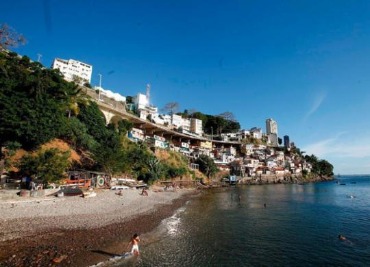 Turismo baiano cresceu 11% em maio, aponta IBGE | Adilton Venegeroles | Ag. A Tarde