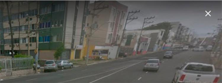 Acidente no fim da avenida Manoel Dias - Foto: Reprodução I Google Street View