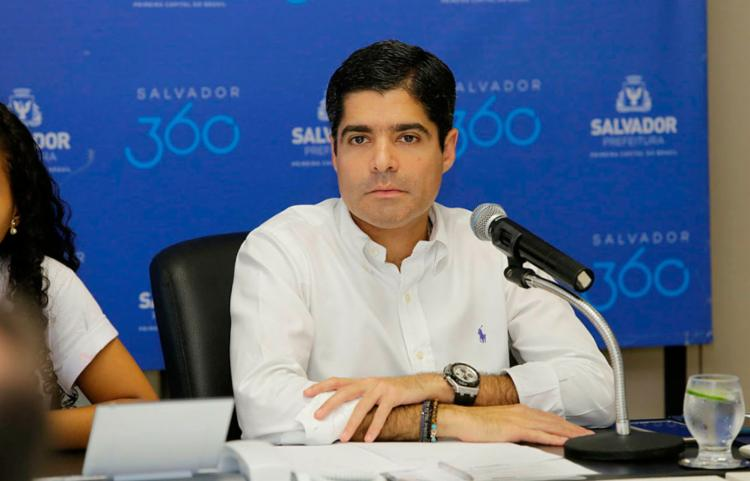 Serviço terá investimentos de cerca de R$ 843 mil - Foto: Gilberto Junior | Ag. A Tarde