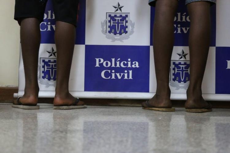 Tráfico de drogas é o crime mais cometido pelos adolescentes apreendidos - Foto: Alberto Maraux | SSP