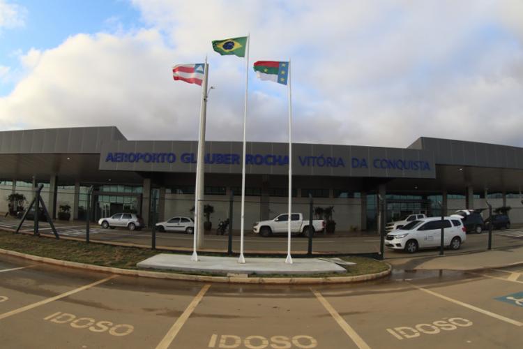 Com o dobro de capacidade em relação ao antigo aeroporto, a expectativa é que a movimentação amplie para 500 mil passageiros até 2020. - Foto: Manu Dias_GOVBA