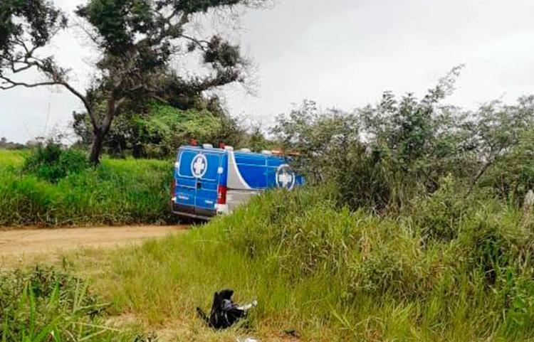 A vítima Vanderlei foi levado por quatro homens para uma estrada - Foto: Reprodução | Blog Central de Polícia