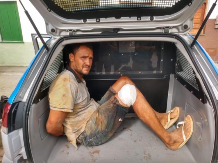 Gilmário Silva Santa Rosa, de 38 anos, já tinha uma condenação por roubo - Foto: Divulgação | SSP-BA