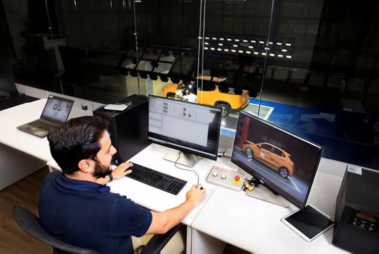 Safety center vai reduzir tempo de desenvolvimento de veículos - Foto: Leo Lara | Studio Cerri