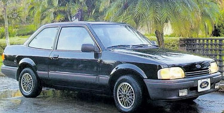 Peixoto adquiriu seu Verona GLX 1.8 1990 em 1992, com pouco mais de 26 mil quilômetros - Foto: Divulgação