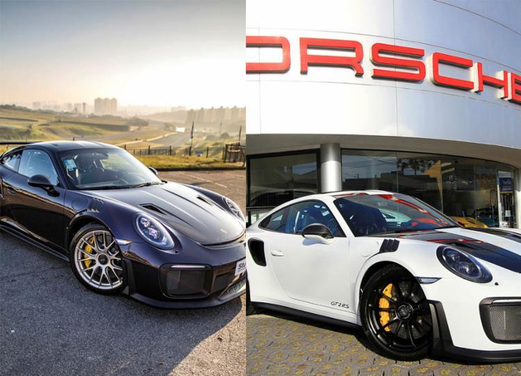 Porsche retoma produção de quatro 911 GT2 RS, para atender a clientes de São Paulo, Curitiba e Belo Horizonte