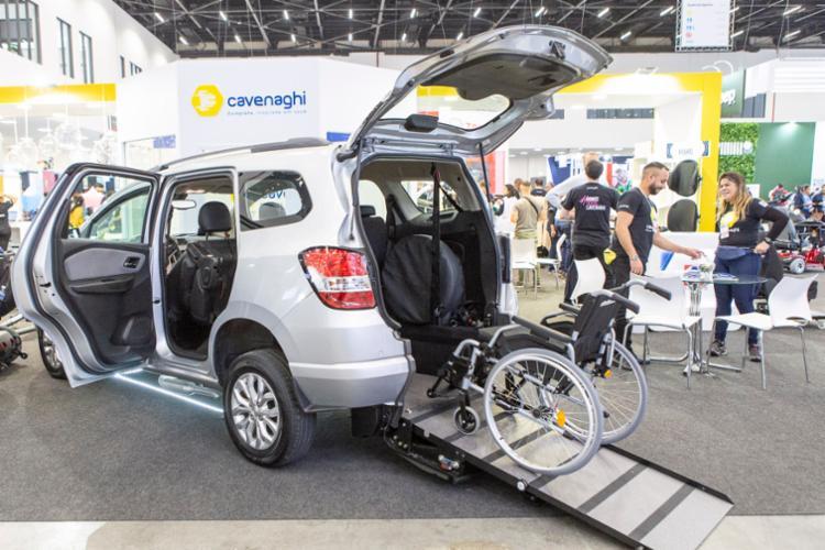Para o segmento de pessoas portadoras de deficiência (PCD)