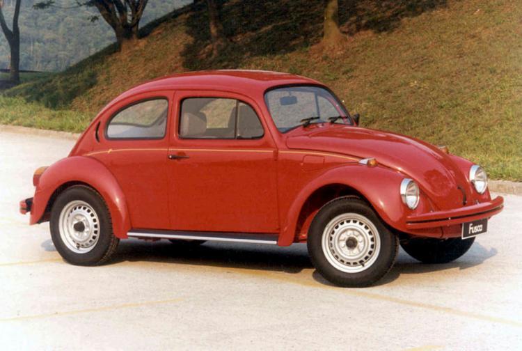 Fusca 1995: modelo com 24 anos - Foto: Divulgação