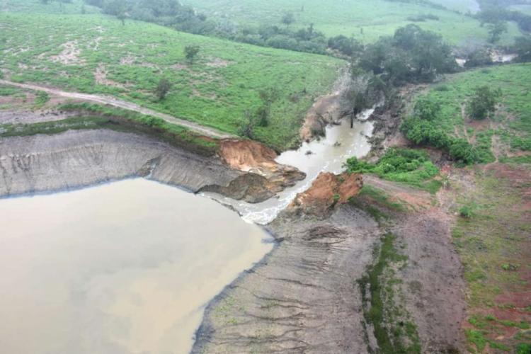 Há preocupação especial com a possibilidade de contaminações após a enxurrada e inundação - Foto: Secom | GOVBA