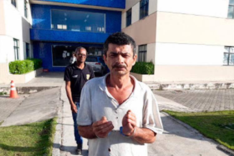 Claudionor Mendes de Souza, de 43 anos, disse que estava cansado de ter os animais roubados - Foto: Reprodução | Blog Central de Polícia
