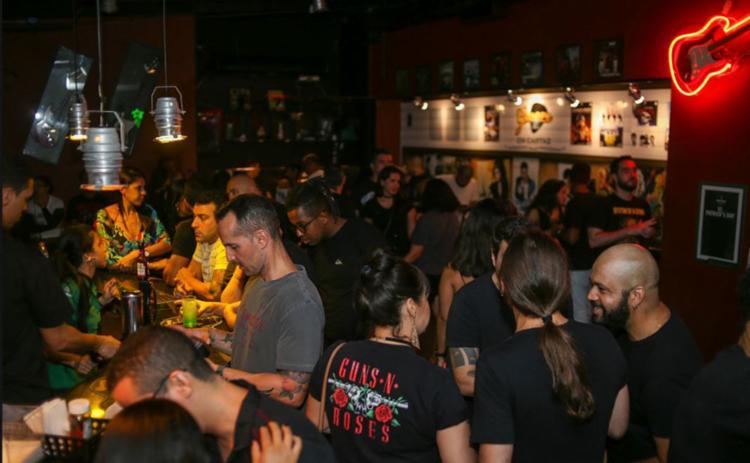 O bar já faturou duas vezes o prêmio Veja como a melhor casa de shows de Salvador - Foto: Reprodução | Facebook