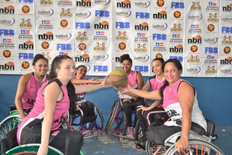 A equipe irá representar a região Nordeste no Brasileiro que acontece em setembro, em São Paulo - Foto: Divulgação   Sudesb