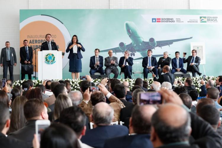 Presidente também afirmou que não vai aplicar recursos em projetos com fins eleitorais - Foto: Alan Santos | Agência Brasil