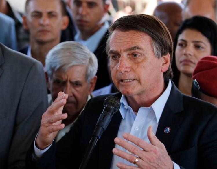 No Twitter, jornalista afirmou que comentários do presidente são 'perturbados' - Foto: Fernando Frazão l Agência Brasil