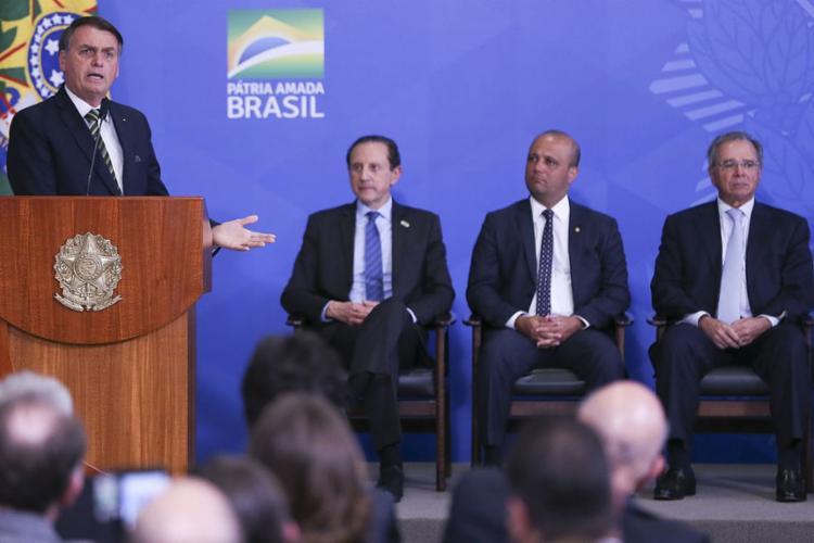 Presidente defende mudança constitucional para melhor 'distinção' dos casos - Foto: José Cruz l Agência Brasil
