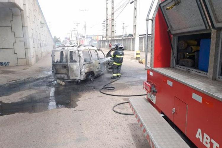 Local foi isolado para evitar mais acidentes - Foto: Reprodução | Acorda Cidade