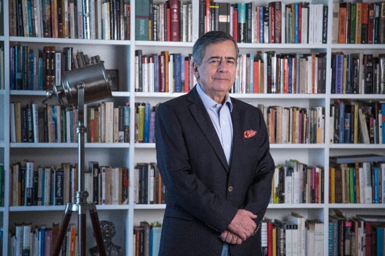 Paulo Henrique Amorim atua no jornalismo desde 1961 - Foto: Divulgação