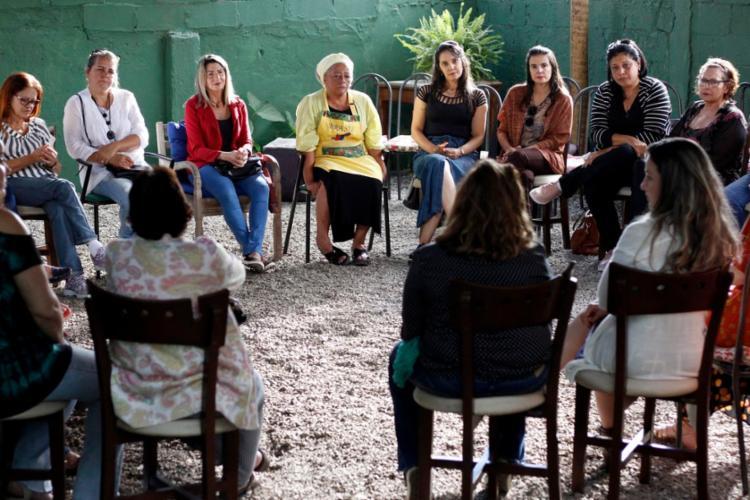 Projeto busca retomada vida de cerca de 30 mulheres - Foto: Rodrigo Clemente de Morais Silva I Agência Brasil