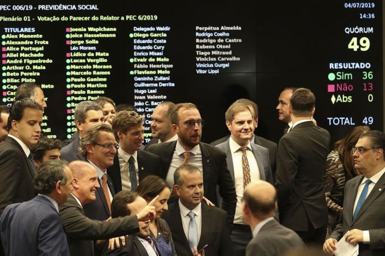 Mudança foi rejeitada por 31 votos a 17 na comissão especial da Câmara - Foto: Fabio Rodrigues Pozzebom l Agência Brasil