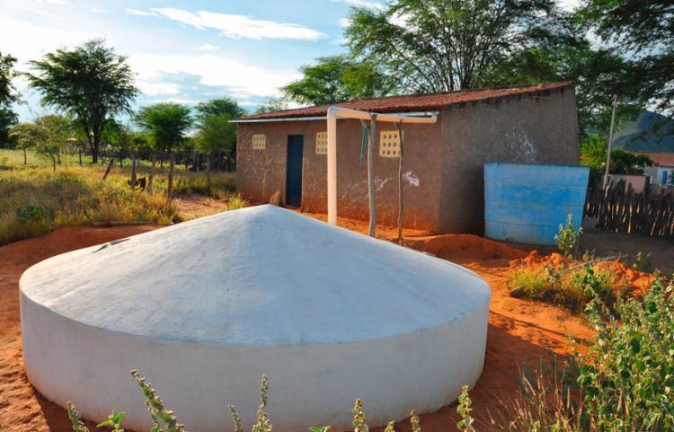 Ação tem o objetivo de garantir água de qualidade e própria para consumo para quem sofre com a escassez das chuvas - Foto: Divulgação
