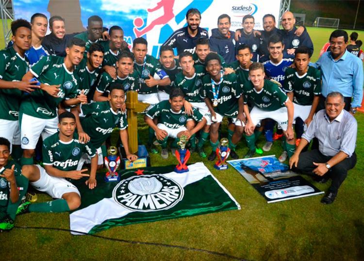 Clube paulista vence a competição pela primeira vez - Foto: Divulgação   Sudesb