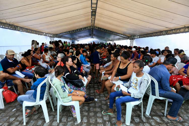 Após o rompimento da Barragem do Quati, cerca de 500 famílias estão desalojadas - Foto: Paula Fróes | GOVBA