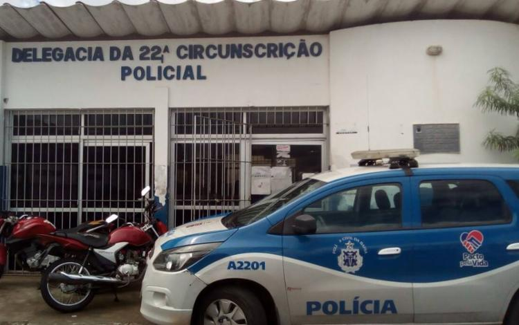 A 22ª Delegacia de Simões Filho, que investiga o caso, informou que a vítima tem envolvimento com o tráfico de drogas e outros crimes - Foto: Divulgação