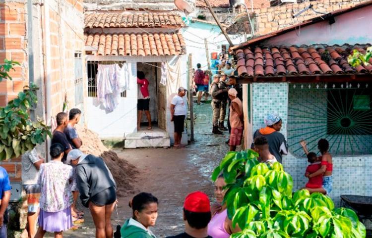 Polícia suspeita que o crime tenha relação com o tráfico de drogas - Foto: Reprodução   Acorda Cidade